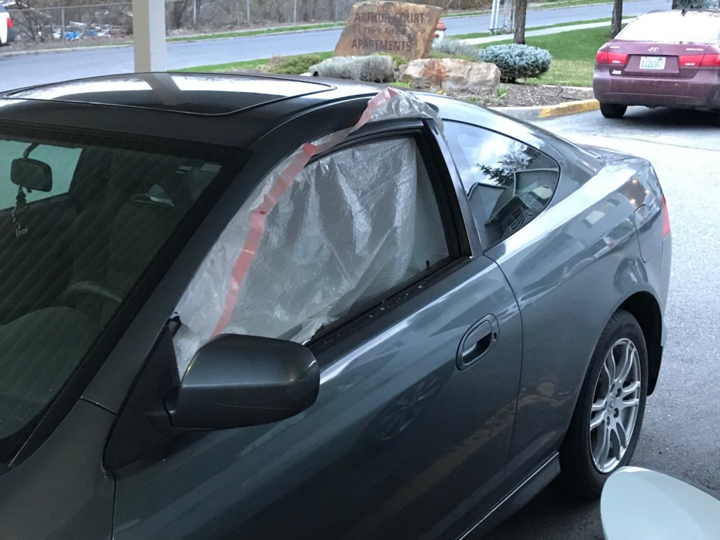 Car prowlers shatter several windows, steal passport in East Central Spokane
