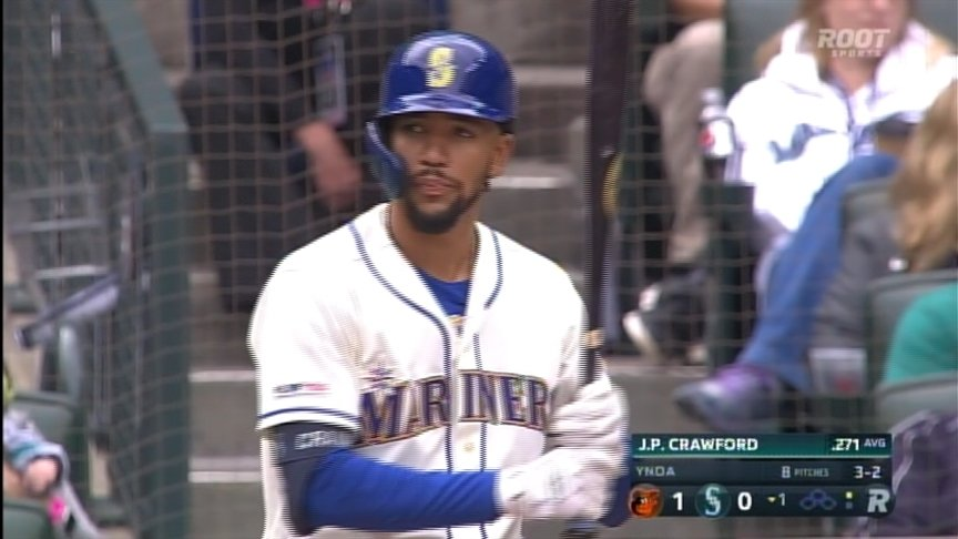Crawford shines, Kikuchi rebounds as Mariners thump O's 13-3