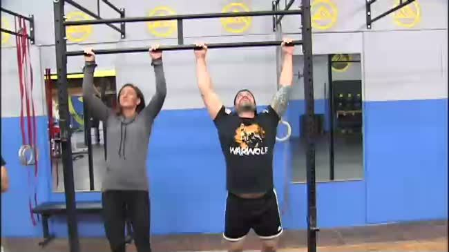 CrossFit could be your resolution solution