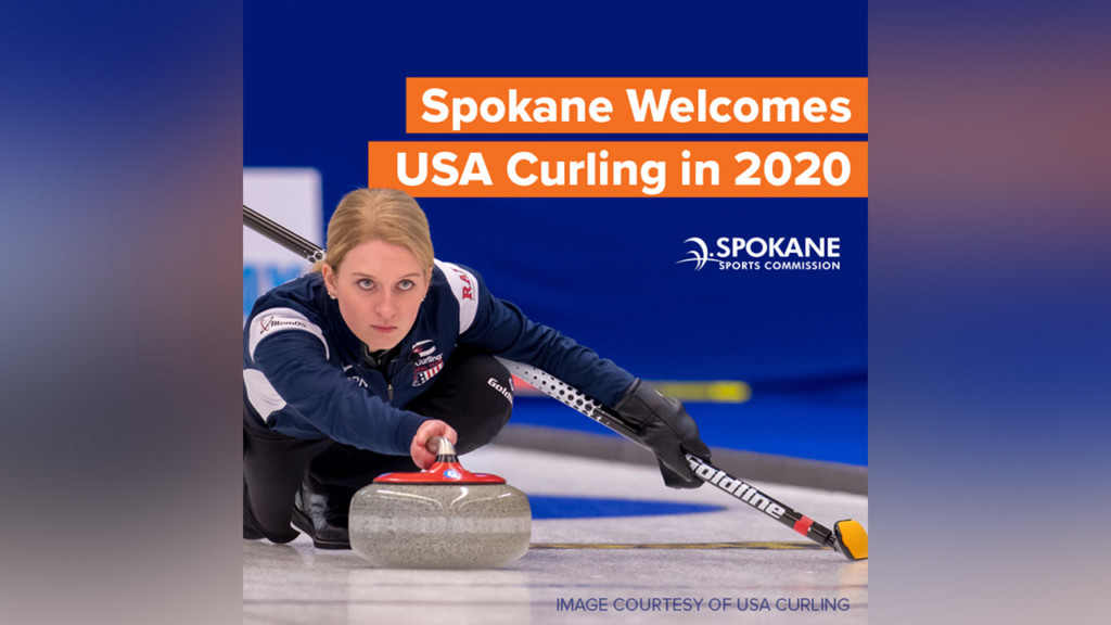 Spokane to host USA curling national championships in 2020