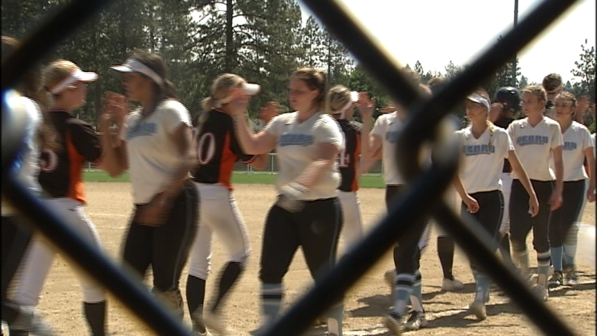 Central Valley Softball falls in 4A Semis, Takes Third