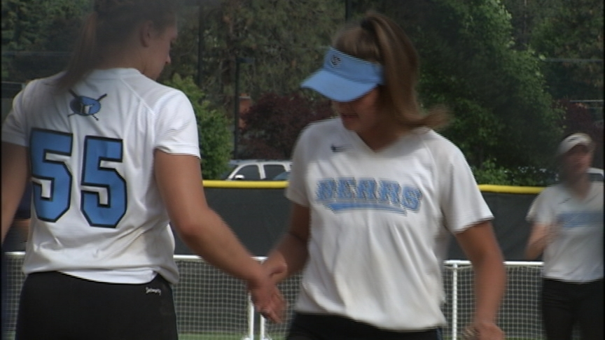 Central Valley and University Softball – 4A State Tournament