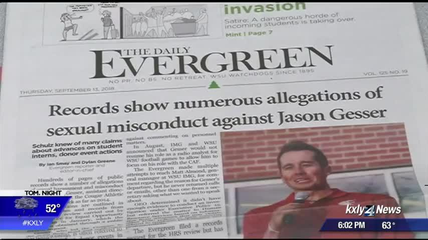 Daily Evergreen journalists explain compliments, criticisms received since Gesser piece