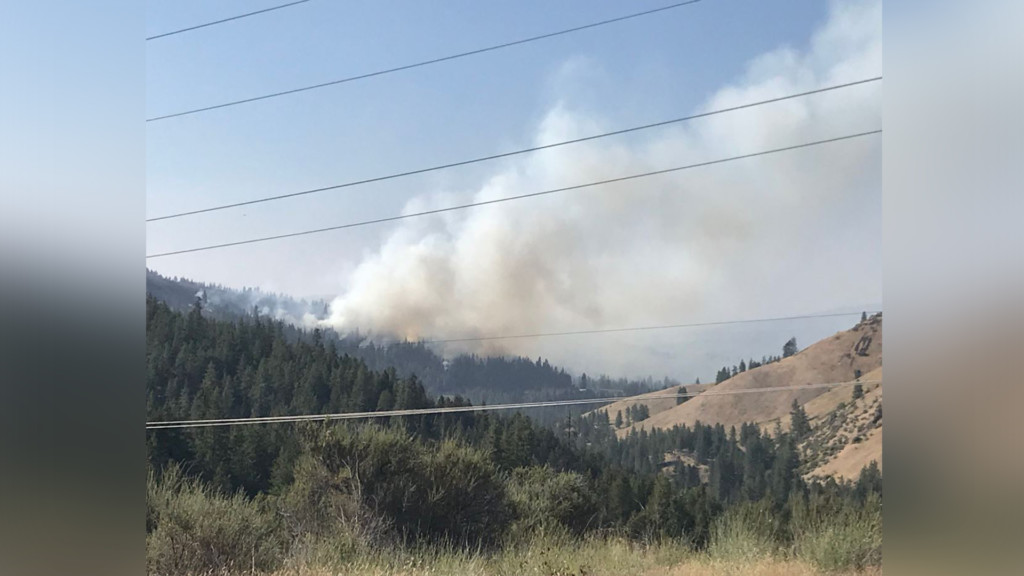 Level 3 evacuation notices still in place for Angel Springs Fire