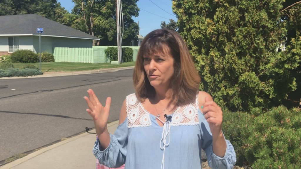 'I heard her scream': Yakima woman describes horrific attack on 80-year-old mother