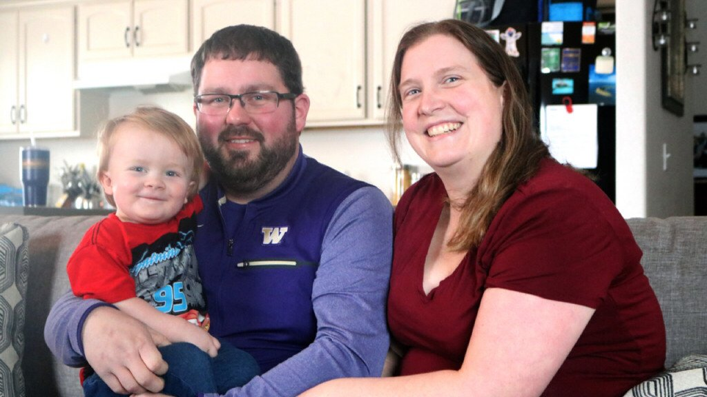 #happylife: Young father learns the importance of knowing risk factors for a heart attack