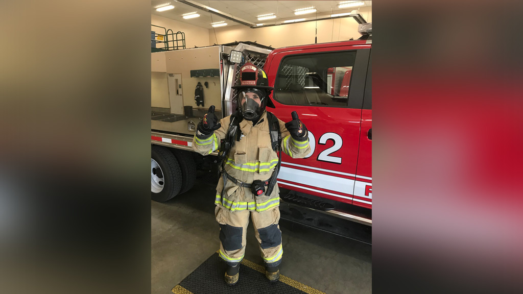 Demo Day offers families the chance watch firefighters in action