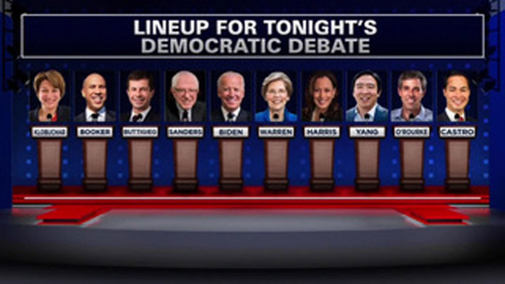 How to watch Thursday's Democratic debate, 4 News Now special edition