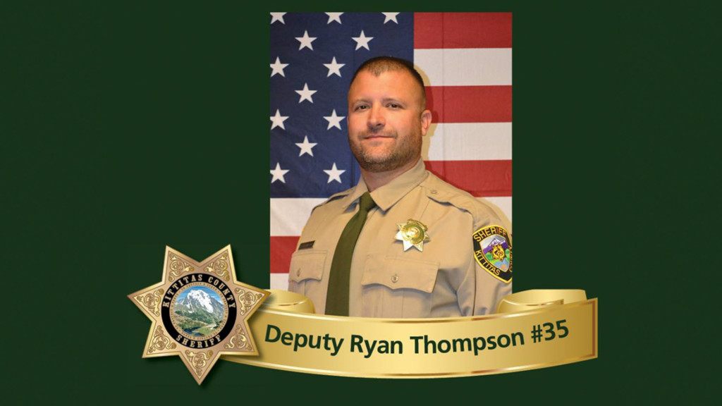 Community to honor fallen Kittitas Co. deputy at public memorial