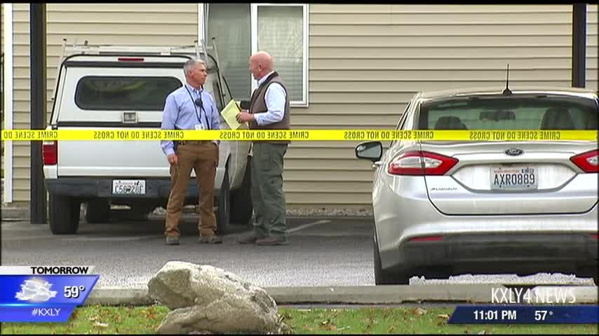 Apartment murder victim identified as 47-year-old Sacred Heart employee