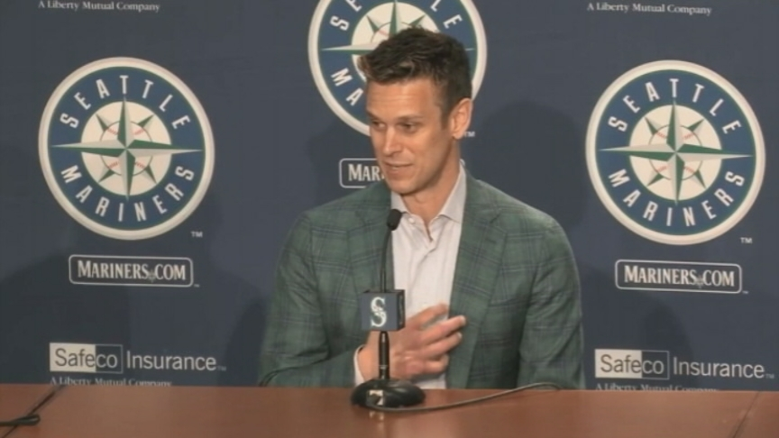 Mariners give GM Jerry Dipoto multiyear contract extension
