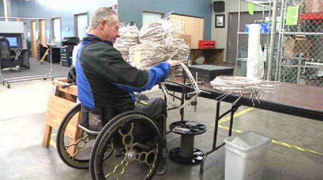 Spokane groups connect disabled adults with employment