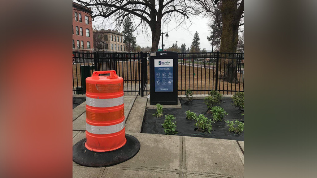 A new dog park is coming to downtown Spokane!