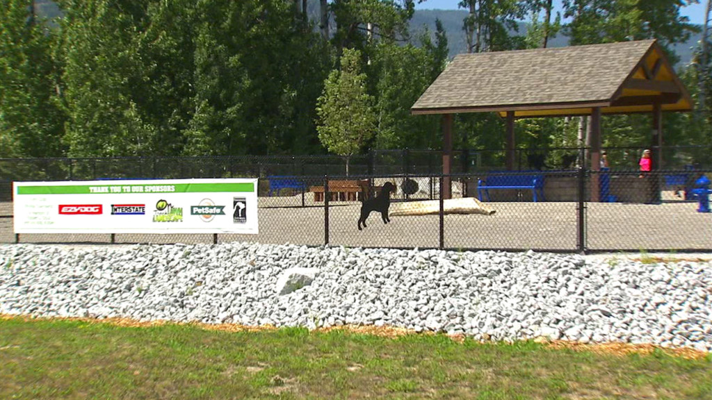 New dog park now open in Ponderay