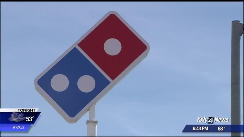 Domino's Pizza could soon be fixing potholes in Spokane
