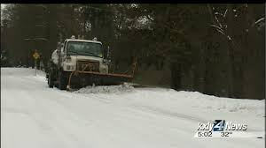 Spokane declares Stage 2 snow event, full-city plow underway