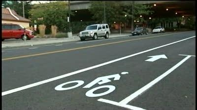 Pop-up bike lanes coming to University District as part of 'Spokane in Motion' project