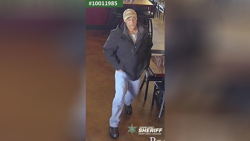 Spokane County Sheriff's Office asking for help identifying theft suspect