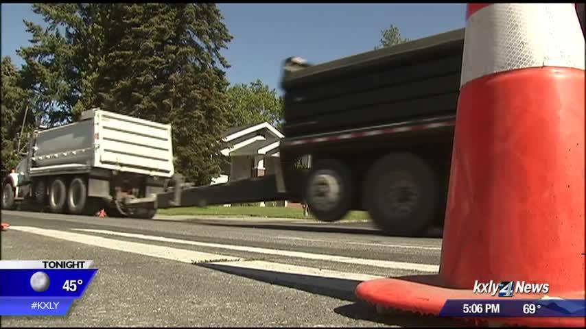 South Hill neighbors concerned about speeding drivers diverted from traffic