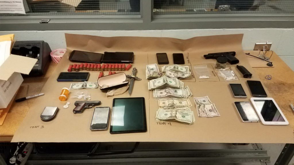 Seattle Police arrest 10 suspects in connection to drug rings