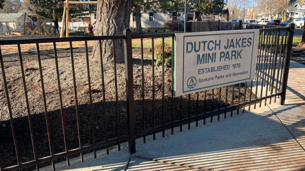 City leaders hope revamped Dutch Jake's Park will make West Central safer