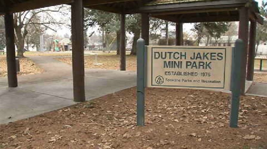Parks and Recreation, Trust for Public Land redesigning Dutch Jake's Park in West Central Spokane