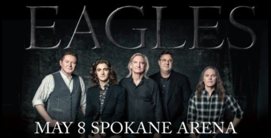 The Eagles to play at Spokane Arena in May