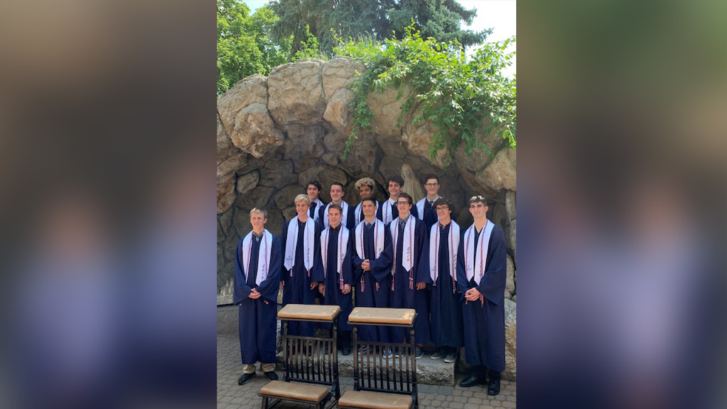 13 Eagle Scouts to graduate from Gonzaga Prep