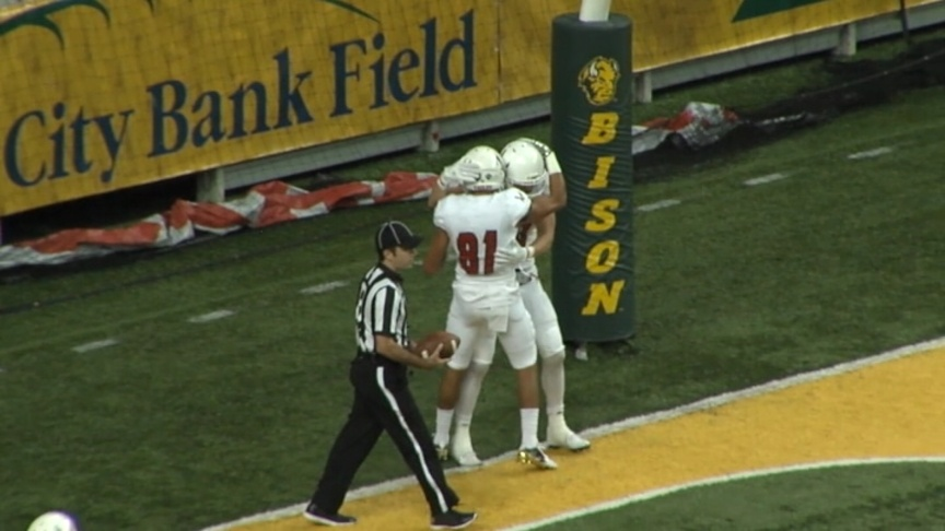 Top-ranked NDSU holds off Eastern Washington in overtime