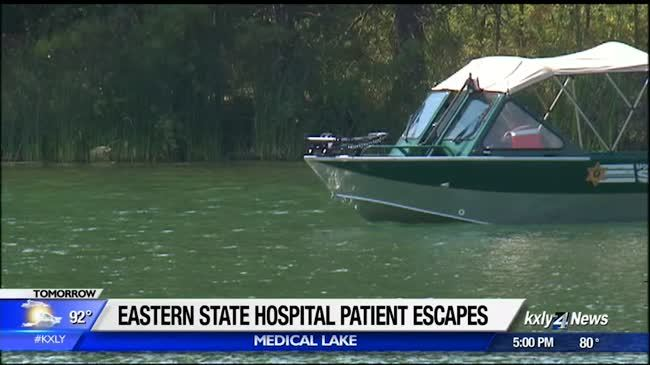 Eastern State Hospital escapee captured after going into Medical Lake