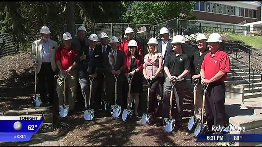 Eastern Washington breaks ground on state-of-the-art science facility