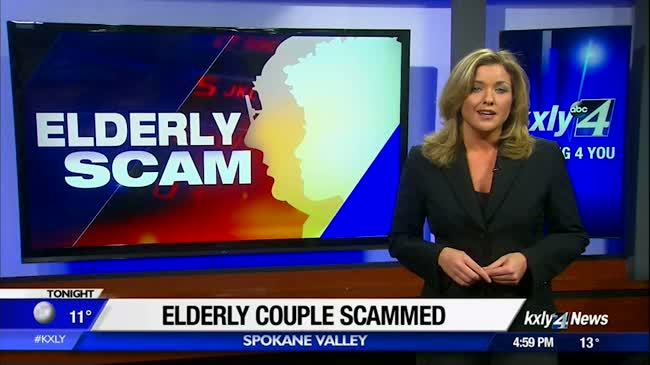 Elderly couple scammed: how to keep your aging loved ones safe