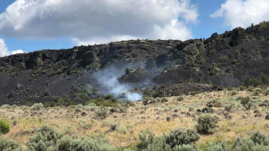 Colville Tribe Emergency crews put out wildfire on reservation