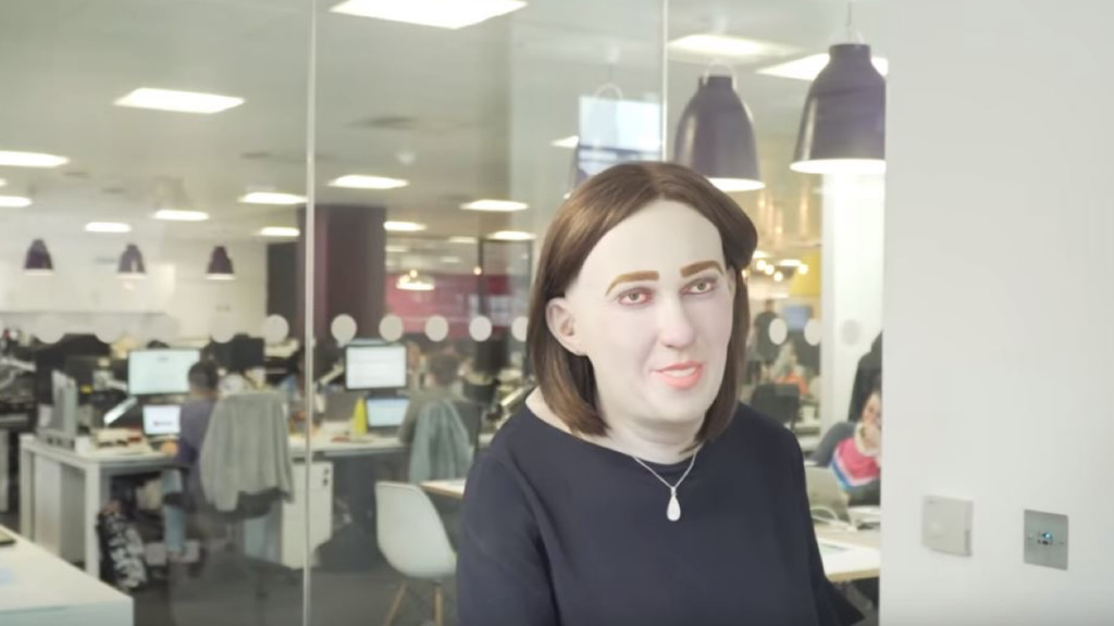 Researchers: This is what office workers may look like in 20 years
