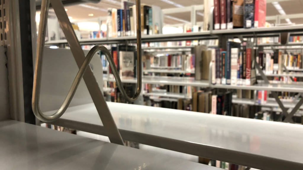 Shadle Library closes for renovations, will temporarily move to Northtown Mall