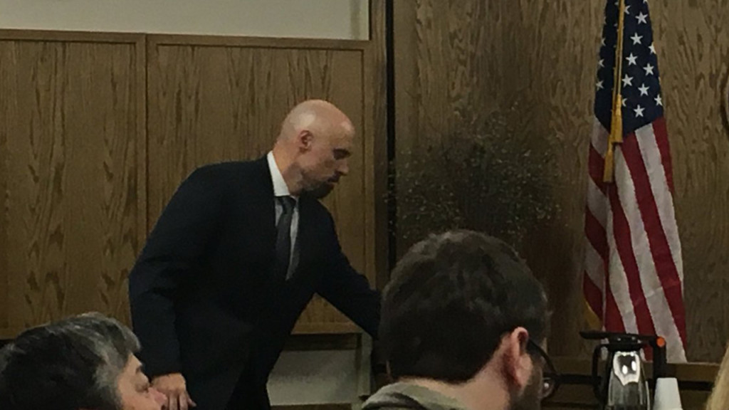 Sentencing delayed for former police sergeant found guilty of rape