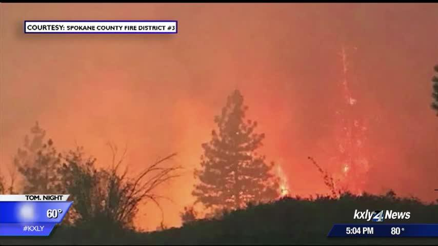 FEMA authorizes federal fundsto help fight Angel Springs Fire