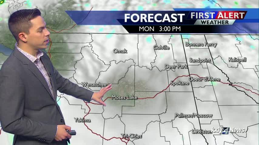 Evening Forecast for April 14
