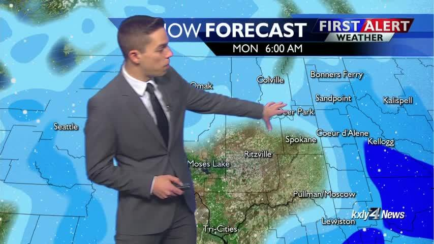 Evening Forecast for February 3