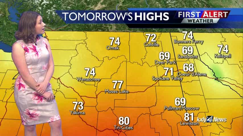 Evening Forecast for June 12