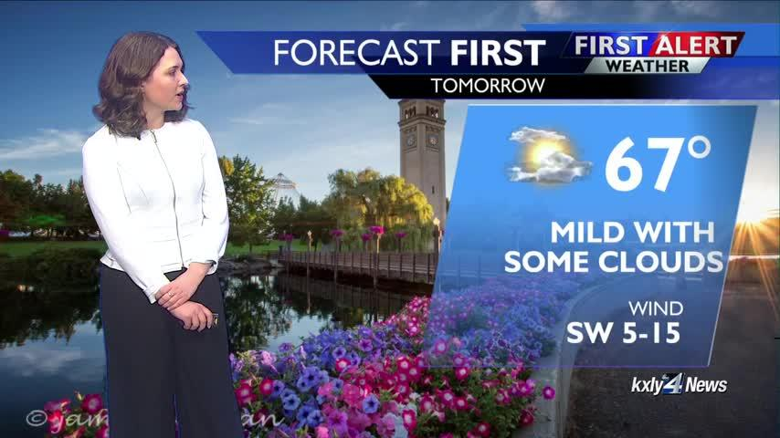 Evening Forecast for June 13