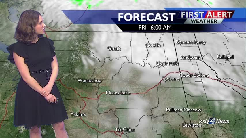Evening Forecast for June 14