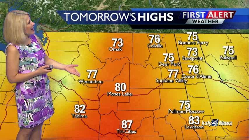 Evening Forecast for June 26