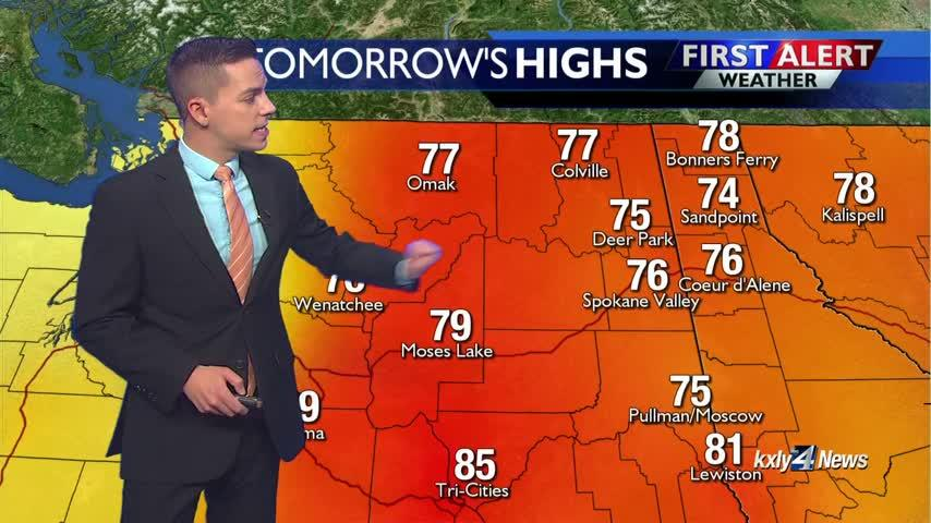 Evening Forecast for June 7