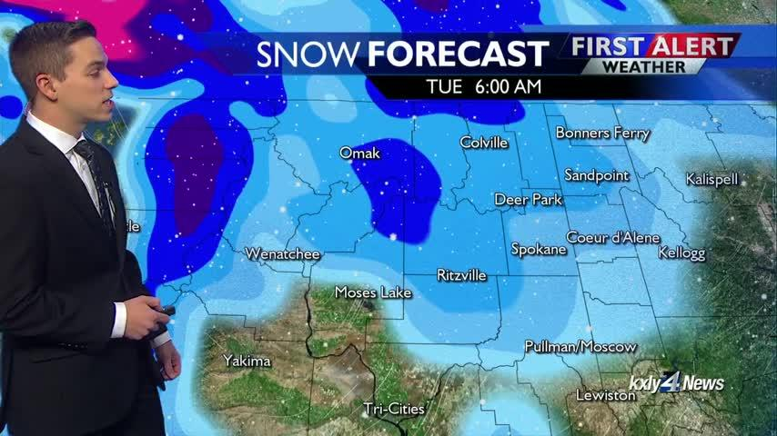 Evening Forecast for March 10