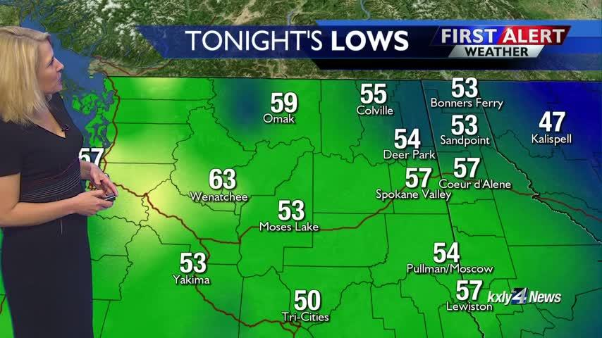 Evening Forecast for May 14