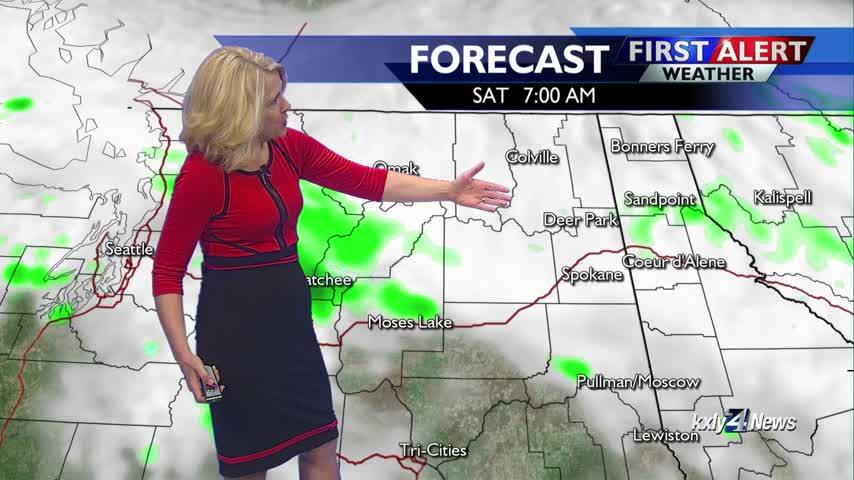 Evening Forecast for May 18