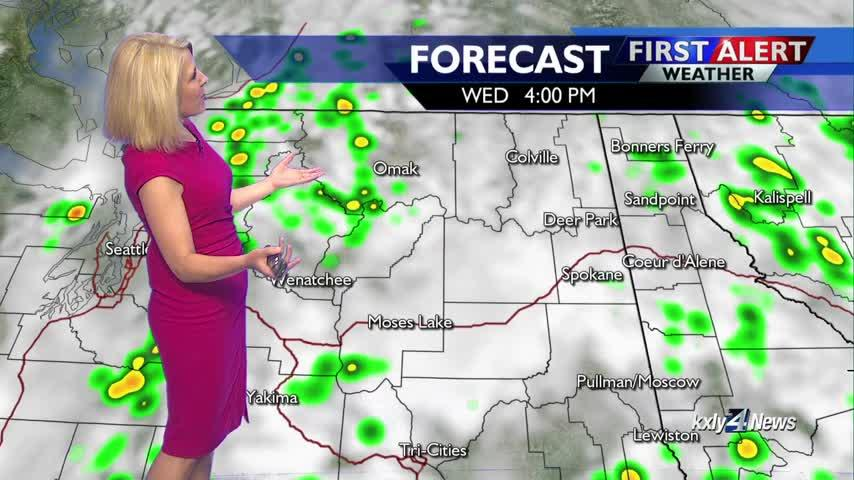 Evening Forecast for May 22
