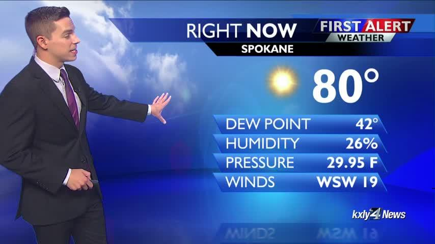 Evening Forecast for May 28