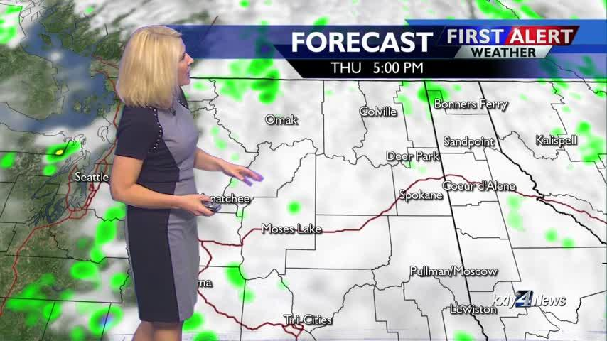 Evening Forecast for May 30